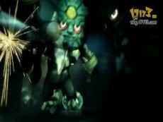 《激斗》最新游戏CG动画欣赏