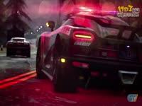 E3《极品飞车18:宿敌》预告
