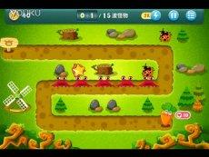 热点视频 【zk】保卫萝卜丛林第1关-单机游戏