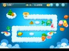 片段 【zk】保卫萝卜天际第2关-手机游戏