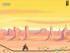 《摩托车表演赛》-游戏视频