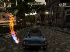 《火爆狂飙》罗马主路蓄意冲撞