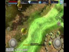 热播内容 地牢猎手3 Dungeon Hunter - 手机游戏 - 微游网-手机游戏视频