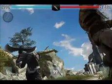 高清视频 《无尽之剑2》iPad 2 流程视频攻略17-动作