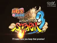 《火影 究极忍者风暴3 全面爆发》TGS预告