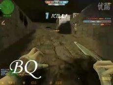csol背刺银刃BQ第3部-AK47 精华内容