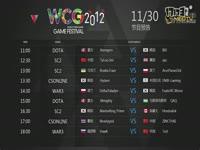 WCG2012世界总决赛DOTA小组赛 Avengers vs BBJ