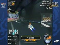 三星WCG2013中国区总决赛 QQ飞车 男子个人竞速8进4 田峰 vs 李太贵