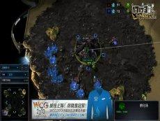 三星WCG2013中国区总决赛 SC2 8进4 iG.Xluos vs Solo.clannad 2