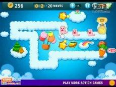 保卫萝卜电脑版天际5 小游戏视频攻略