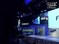 三星WCG2013中国区总决赛 fifa 程楠 vs 赵伟明 1