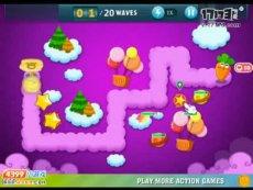 保卫萝卜电脑版天际3 小游戏视频攻略
