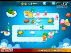 保卫萝卜电脑版天际2 小游戏视频攻略