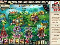 网页游戏《大闹天宫OL》试玩