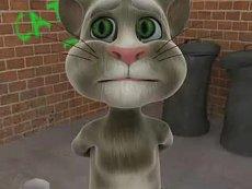 会说话的汤姆猫-谁能一口气这句话?
