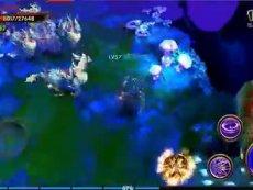 《暗黑战神》刺客月刃武器爆气模式操作视频