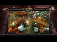 UP2014腾讯游戏《神之浩劫》宣传片
