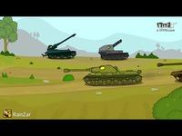 世界 坦克/坦克世界动画小短片38...