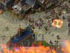 《龙界争霸》沙城争夺战热血视频