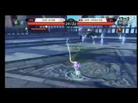 《剑灵》韩服比武祭召唤VS剑士决赛第二场