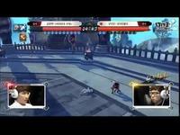 《剑灵》韩服四强赛:拳师VS剑士第二场