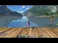 《天涯明月刀》3测水上轻功展示