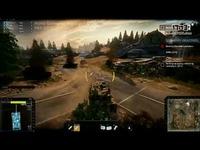 坦克对战网游《装甲战争》公布Pre Alpha版演示