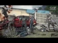 第一次玩丧尸围城呢。。P1