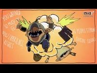 DOTA2 趣味视频 5个选择本拉登炸弹人的理由