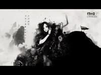 《剑灵》台服水墨风宣传视频