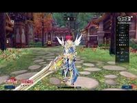 《幻想神域》新职业圣剑角色创建实录