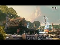 《神鬼寓言:传奇》游戏演示