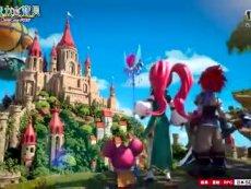 《魔力宝贝》手机版首发CG预告