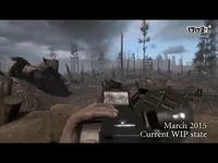 第一次世界大战题材射击网游《凡尔登》宣传片
