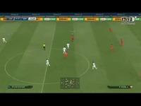 九星实况2015第4届冠军杯决赛 塞维利亚VS马赛