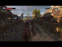 《巫师3》PC版演示