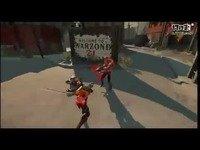 《战吼》血腥实战演示视频