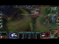 Team Liquid vs Enemy eSports - S5 NA LCS Sum