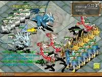 石器时代冷血队vs埋名队5v5石器shiqi.so大赛