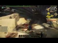 《怪物猎人OL》单人BOSS击杀视频