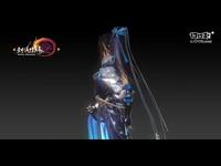 《剑网3》重制版装备效果视频展示