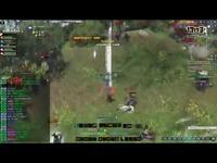 《天涯明月刀》神威80级战场画面