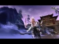 剑网3电八亢龙服《英雄寞》帮会视频