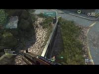 """《使命召唤9:黑色行动2》hard难度娱乐解说ep4-幽灵指挥官-""""困难难度"""" 看点"""