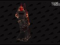 魔兽世界7.0术士史诗T19套装  全种族试穿视频