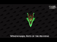 魔兽世界7.0军团再临武僧三系专精神器视频