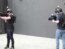 VR模拟射击游戏