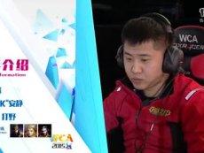 WCA2015全球总决赛-英魂之刃 季军赛 第1场