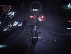 《蝙蝠侠:阿卡姆骑士》1.11补丁潜入挑战演示(7)
