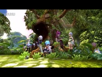 热门短片 纪念逝去的大树—曾经的龙之谷-游戏